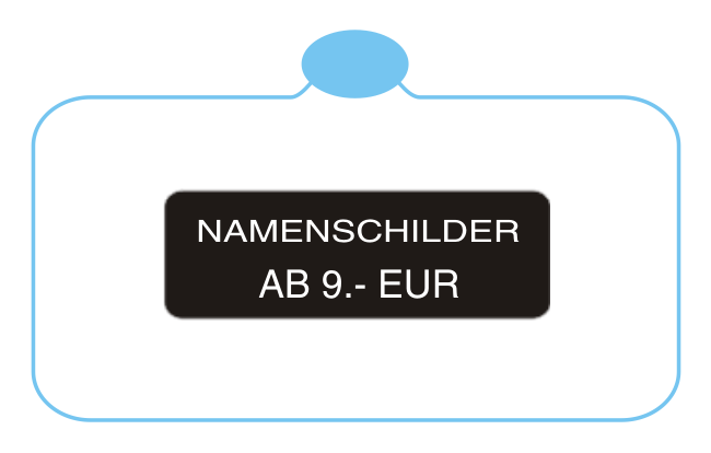 NAMENSSCHILD